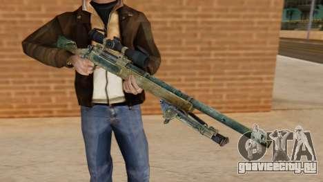 [SGW2] M24 для GTA San Andreas третий скриншот