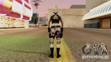 Wild Child from Resident Evil Racoon City для GTA San Andreas третий скриншот