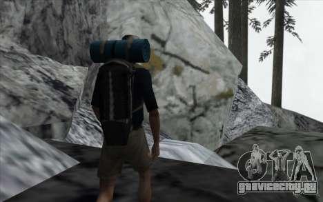Водопад v0.1 Beta для GTA San Andreas пятый скриншот