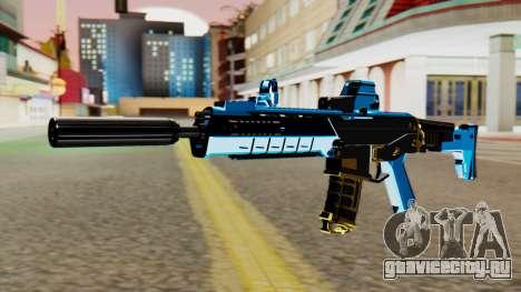 Fulmicotone M4 для GTA San Andreas