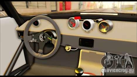 ВАЗ 21013 Спорт для GTA San Andreas вид справа