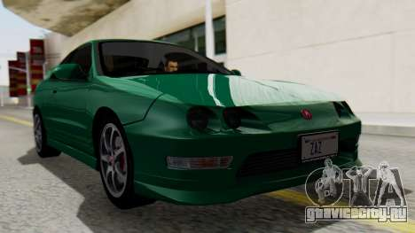 Acura Integra Fast and Furious для GTA San Andreas