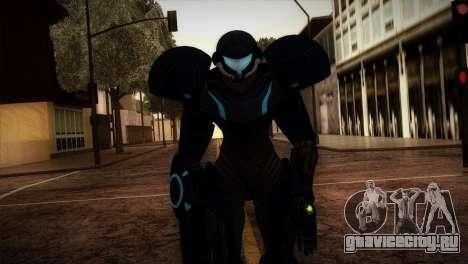 Dark Samus для GTA San Andreas