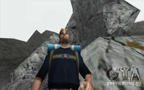 Водопад v0.1 Beta для GTA San Andreas седьмой скриншот