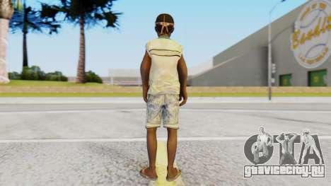 African Child для GTA San Andreas третий скриншот