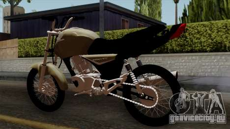 CB1 Stunt Imitacion для GTA San Andreas вид слева
