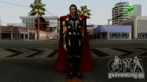 Thor from The Avengers 2 для GTA San Andreas второй скриншот
