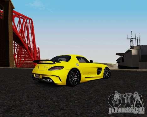 ENB for Low PC для GTA San Andreas пятый скриншот