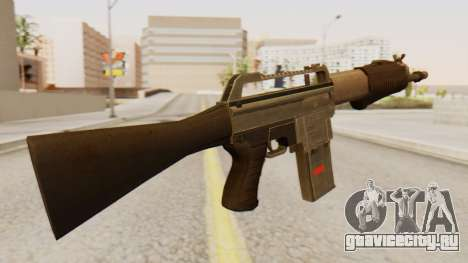 SPAS 15 для GTA San Andreas второй скриншот