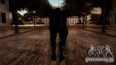 Dark Samus для GTA San Andreas третий скриншот