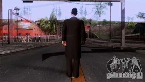 Cкин мафиози для GTA San Andreas третий скриншот