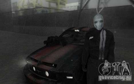 Frankenstein Skin для GTA San Andreas
