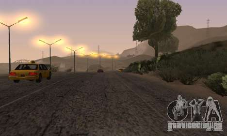 Фонари из San Fierro в Las Venturas для GTA San Andreas девятый скриншот