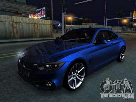 Metallic ENB Series для GTA San Andreas третий скриншот