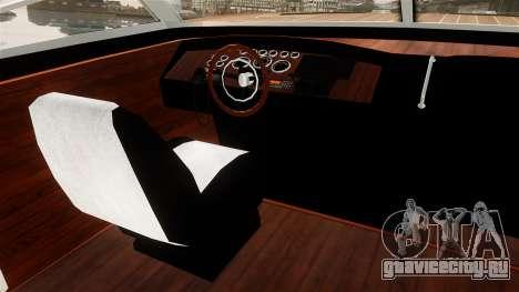 Lampadati Toro from GTA 5 для GTA 4 вид сзади слева