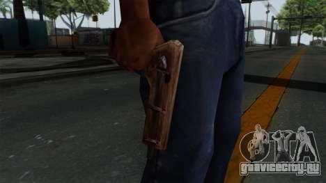 Самопал для GTA San Andreas