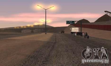 Фонари из San Fierro в Las Venturas для GTA San Andreas четвёртый скриншот