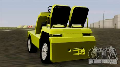 GTA 4 Airtug HQS для GTA San Andreas вид справа