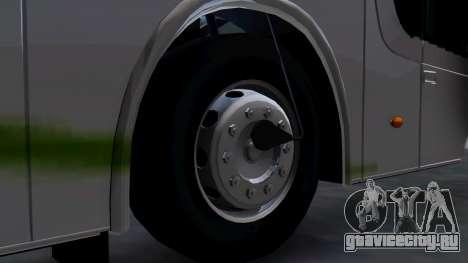 Busscar Elegance 360 для GTA San Andreas вид сзади слева