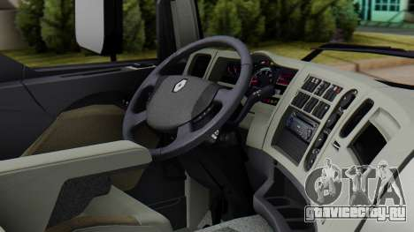 Renault Premuim 6x4 для GTA San Andreas вид справа