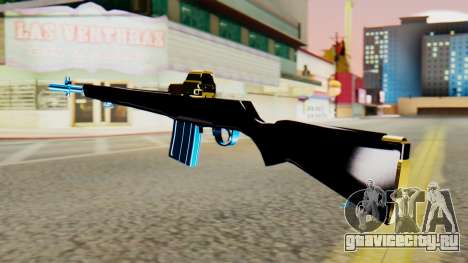 Fulmicotone Rifle для GTA San Andreas второй скриншот