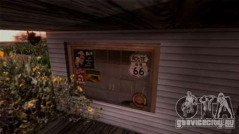 Дамба Шермана для GTA San Andreas четвёртый скриншот