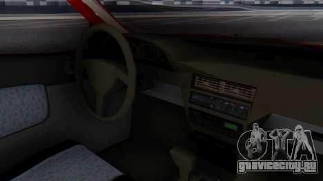 Toyota Starlet 5P 1.3L 1998 для GTA San Andreas вид справа