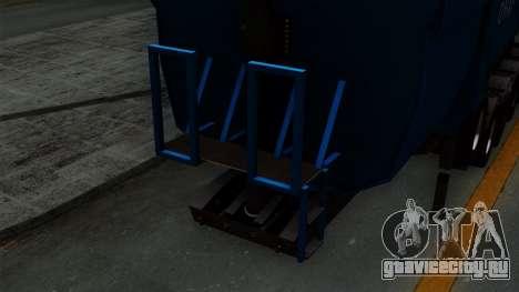 Trailer Tohap для GTA San Andreas вид сзади