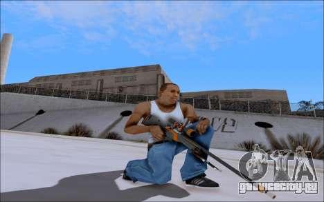 AWP Carbone Edition для GTA San Andreas второй скриншот