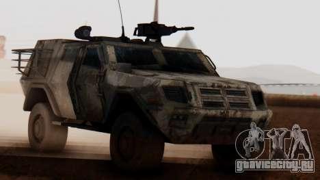 BAE Systems JLTV Extra Skin для GTA San Andreas