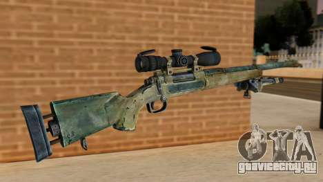[SGW2] M24 для GTA San Andreas второй скриншот