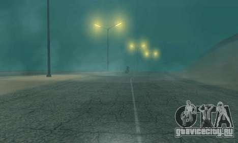 Фонари из San Fierro в Las Venturas для GTA San Andreas второй скриншот