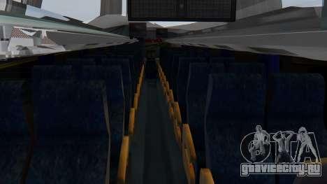 Busscar Elegance 360 для GTA San Andreas вид сзади