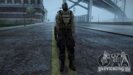 Bane from Bartman Movie для GTA San Andreas второй скриншот