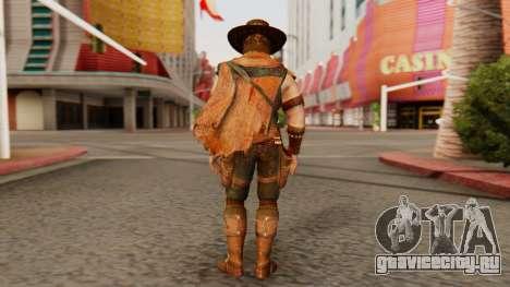 Erron Black [MKX] для GTA San Andreas третий скриншот