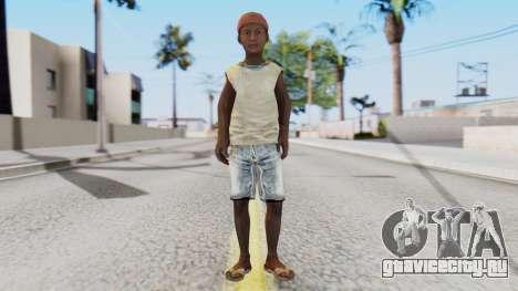 African Child для GTA San Andreas второй скриншот
