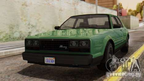 GTA 5 Albany Esperanto для GTA San Andreas
