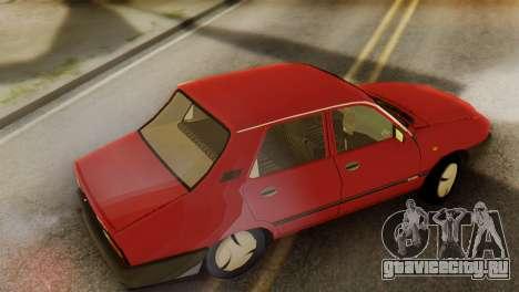 Dacia 1310 Berlina v2 для GTA San Andreas вид слева