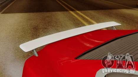 GTA 5 Albany Alpha v2 для GTA San Andreas вид справа
