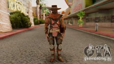 Erron Black [MKX] для GTA San Andreas второй скриншот