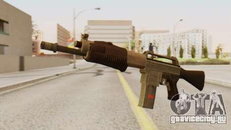 SPAS 15 для GTA San Andreas