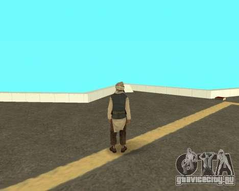 Новый армеец для GTA San Andreas второй скриншот