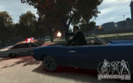 Declasse Vigero Cabrio для GTA 4 вид справа