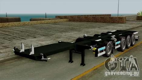 DTEC_Chemics для GTA San Andreas