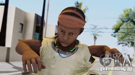 African Child для GTA San Andreas