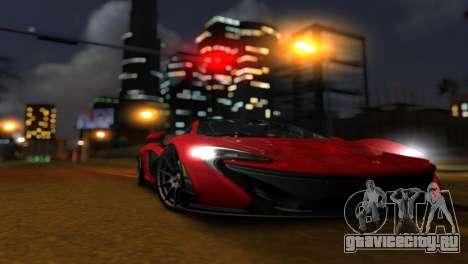 ENB Zix 3.0 для GTA San Andreas четвёртый скриншот