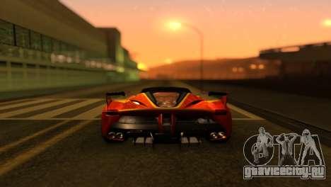 ENB Zix 3.0 для GTA San Andreas