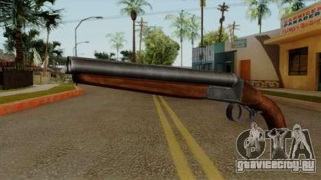 Original HD Sawnoff Shotgun для GTA San Andreas