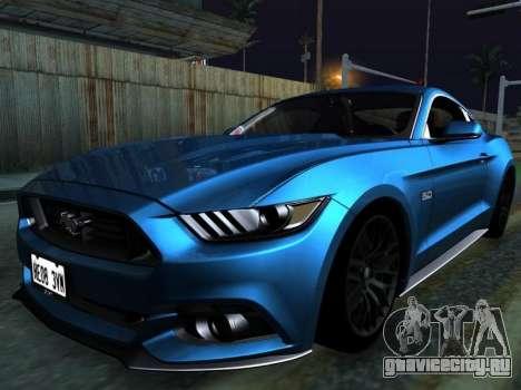 Metallic ENB Series для GTA San Andreas