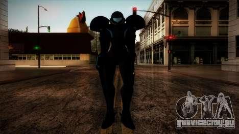Dark Samus для GTA San Andreas второй скриншот
